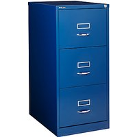 Bisley 3 Drawer Filing Cabinet
