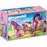 Playmobil Princess Royal Couple with Carriage