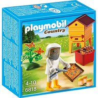 Playmobil Country Beekeeper and Hive