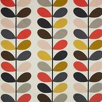 Orla Kiely Multi Stem Furnishing Fabric