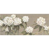 Adelene Fletcher - Rhododendron Canvas Print, 110 x 48cm