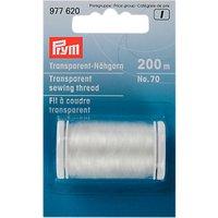 Prym Transparent Thread, 200m, White