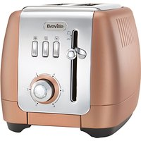Buy Breville Strata Luminere 2-Slice Toaster - John Lewis & Partners