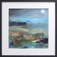 Lesley Birch - Time & Tide Framed Canvas Print, 50 x 50cm