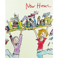 Woodmansterne New Home Greeting Card