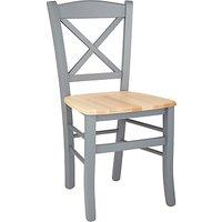 John Lewis Clayton Dining Chair, Cream