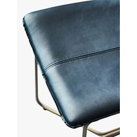 west elm Slope Leather Dining Chair