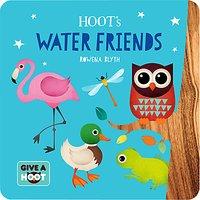 Hoot's Water Friends Children's Book
