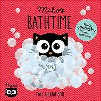 Milo's Bathtime Children's Book