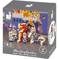 Janod Mini Story Knights Play Set