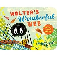 Walters Wonderful Web Childrens Book
