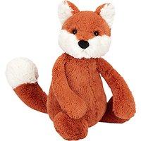 Jellycat Bashful Fox Cub Soft Toy, Medium