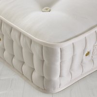 John Lewis Natural Collection 6000 Egyptian Cotton Pocket Spring Mattress, Firm, Double