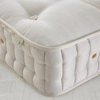 John Lewis Natural Collection 4000 Cotton Pocket Spring Zip Link Mattress, Firm, King Size