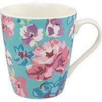 Cath Kidston Woodstock Flowers Stanley Mug, Multi, 475ml