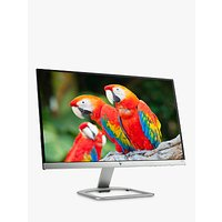 HP 22er LCD Full-HD IPS Anti-Glare Monitor, 21.5, Natural Silver/Blizzard White