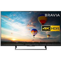 Sony Bravia 43XE8005 LED HDR 4K Ultra HD Smart Android TV, 43 with Freeview HD & Youview
