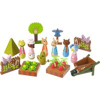 Orange Tree Peter Rabbit Wooden Play Set