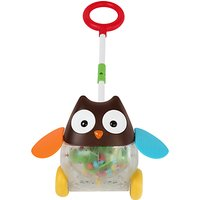 Skip Hop Rolling Owl Activity Toy