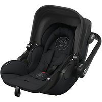 Kiddy Evo Luna Isize Car Seat, Onyx Black