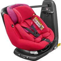 Maxi-Cosi AxissFix Plus Group 0+ and 1 Car Seat, Red Orchid