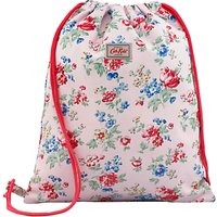 Cath Kids Children's Holland Park Print Drawstring Bag, Pink