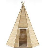 Plum Products Grand Wooden Teepee Hideaway