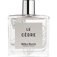 Miller Harris Perfumers Library Le Cdre Eau de Parfum, 100ml
