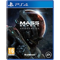 Mass Effect Andromeda, PS4