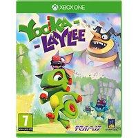 Yooka-Laylee, Xbox One