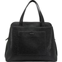 John Lewis Tia Workwear Tote Bag, Black