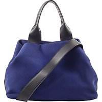 Kin By John Lewis Freja East / West Tote Bag - Navy / Black