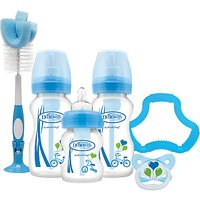 Dr Browns Options Natural Flow Baby Bottle Gift Set