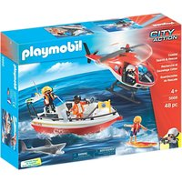 Playmobil City Action Coast Guard