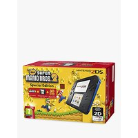 Nintendo 2DS Console with Super Mario Bros 2 Pre-Installed