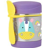 Skip Hop Zoo Food Jar Unicorn, Multi
