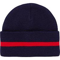 Berkhampstead School Hat, Navy/Red