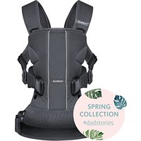 BabyBjrn One Air Baby Carrier, Anthracite