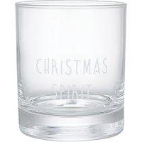 John Lewis Christmas Spirit Tumbler, 300ml