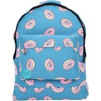 Mi-Pac Classic Doughnut Backpack, Navy