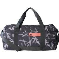 Adidas Good Graphic Team Bag, Small, Grey