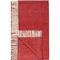 Bronte by Moon Herringbone Throw