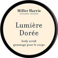 Miller Harris Lumire Dore Body Scrub, 175ml