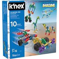 KNex 17009 10 Model Fun Building Set