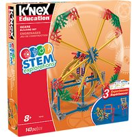 K'Nex 79318 STEM Explorations Gears Building Set