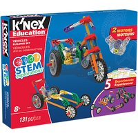 K'Nex 79320 STEM Explorations Vehicles Building Set