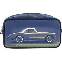 Catseye Car Wash Bag, Blue