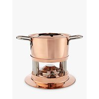 Croft Collection Copper Fondue Set