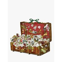 Coppenrath Victorian Christmas Chest Large Advent Calendar