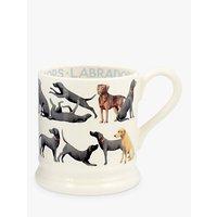 Emma Bridgewater Labrador All Over Print Half Pint Mug, 284ml